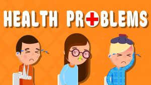 Top 10 most dangerous health Problems / Issues / Common diseases