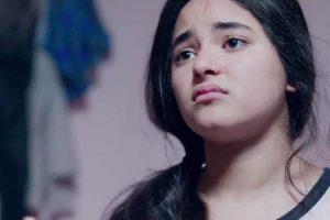 Zaira faced molestation