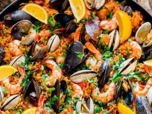Spain: Paella