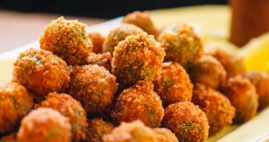 Italy: Deep-Fried Olives