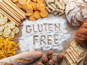 Gluten-free junk meals