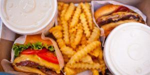 Low-carb junk foods: