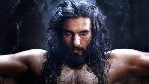 Ranveer Singh as Allaudin Khilji