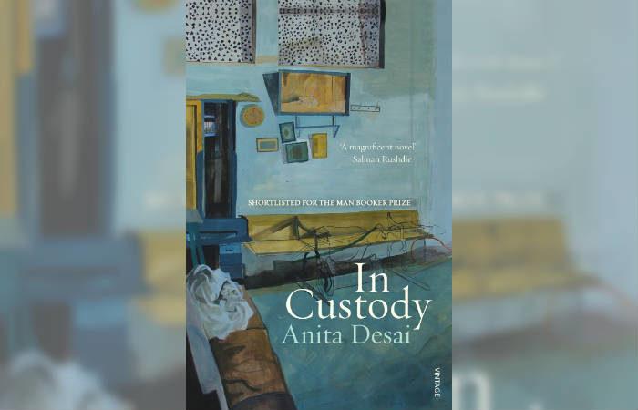 Anita Desai In Custody