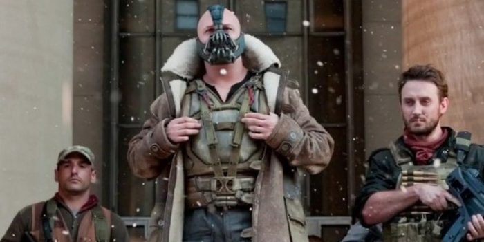 Bane from The dark knight rises