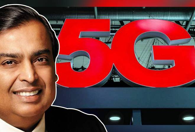 Jio 5G technology and 5G Smartphone