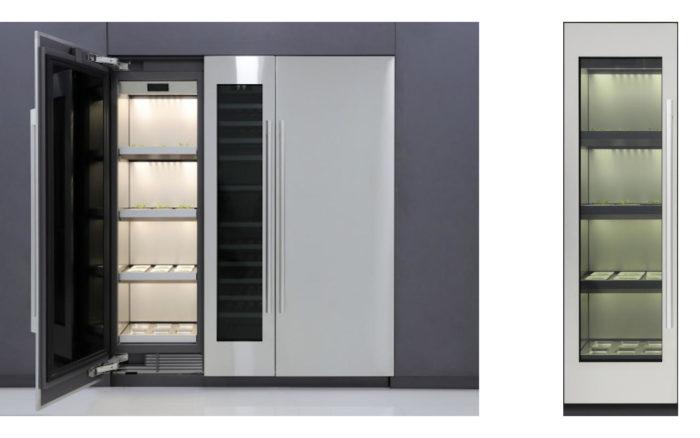 LG indoor vegetable cultivator machine