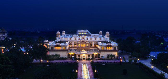 Laxmi Vilas Palace Bharatpur