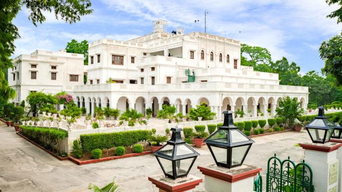 The Baradari Palace Patiala