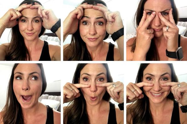 Want a perfect jawline Face yoga can give you the perfect jawlines