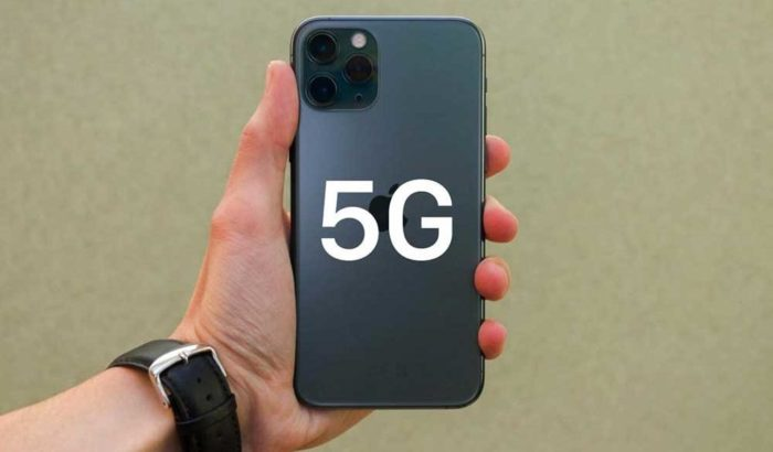 iphone 12 with 5G support