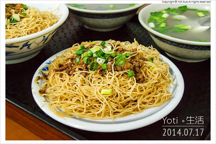 [花蓮吉安] 春龍小吃(慈惠堂旁豬血湯米粉炒) | Yoti·生活::小薛の美食記錄·旅遊記實