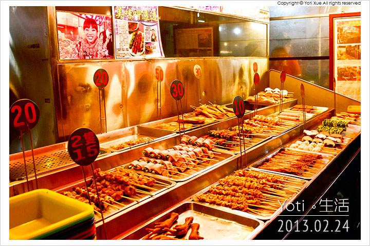 [花蓮東大門夜市] 游家來來烤肉