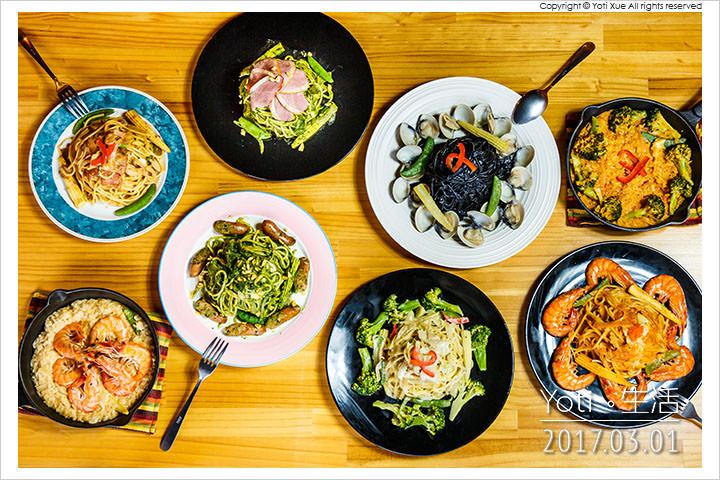 [花蓮市區] 自在煮義 | 義大利麵&燉飯, 在地經營多年的好滋味, 一吃便成老主顧〈試吃邀約〉