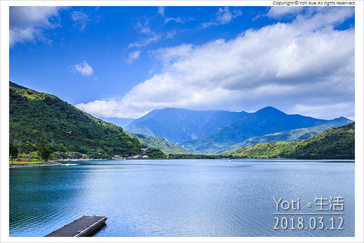 [花蓮壽豐] 鯉魚潭 | 湖光山色的環潭之旅, 花東縱谷國家風景區必遊景點之一!