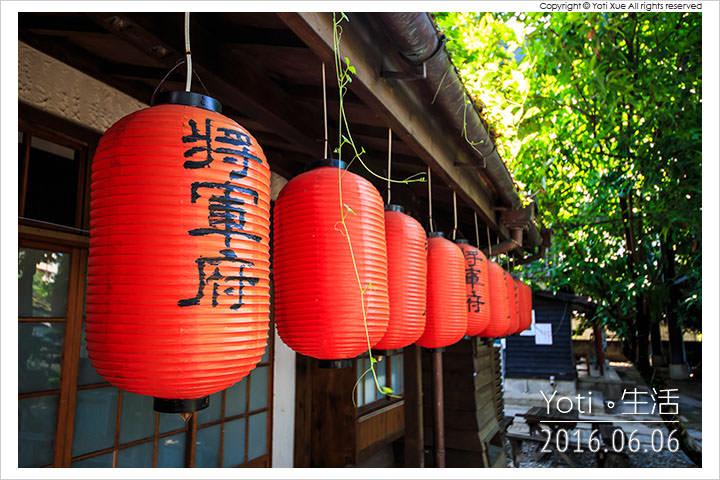 [花蓮市區] 將軍府   美崙溪畔旁縣定古蹟, 感受日式老房子的氛圍