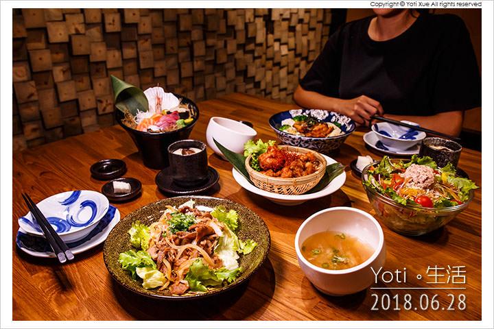 [花蓮食記] IKIE いき 居食屋 | 市區日式居酒屋的宵夜好選擇, 中午晚上時段也有開喔~〈試吃邀約〉