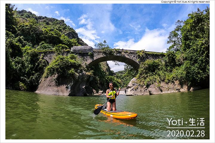 [花蓮SUP] 水母丁溪秘境的 SUP 體驗   Uniquefun 由你玩體驗旅遊帶您玩遍花蓮!〈體驗邀約〉