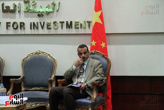 منتدى الاعمال المصرى الصينى  (5)