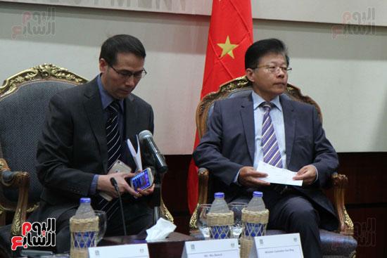 منتدى الأعمال المصرى الصينى(6)