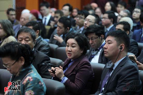 منتدى الأعمال المصرى الصينى(17)