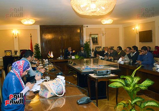 محمد على مصيلحى، وزير التموين والتجارة الداخلية (4)