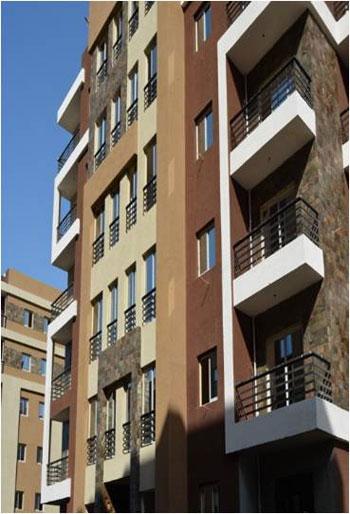 ننشر صور تشطيبات المرحلة الأولى للإسكان المتوسط دار مصر
