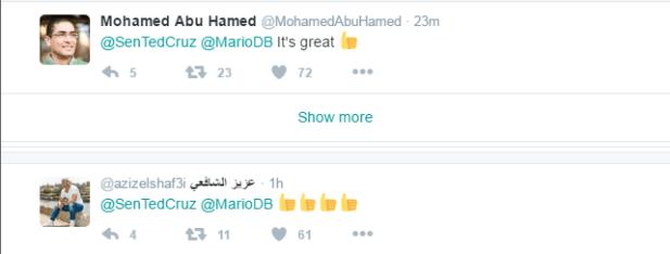 النائب محمد أبو حامد والملحن عزيز الشافعى يدعمون مبادرة السيناتور