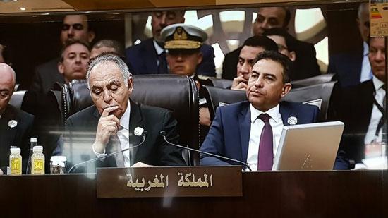 ممثل المملكة المغربية