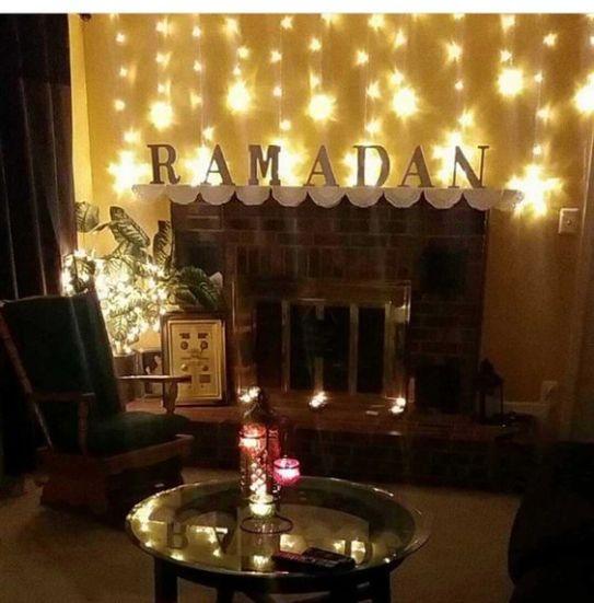 زينة رمضان بالبيت