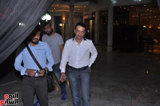 طارق الشيخ يتألق فى خيمة ليالى الحلمية بحضور نجوم المجتمع