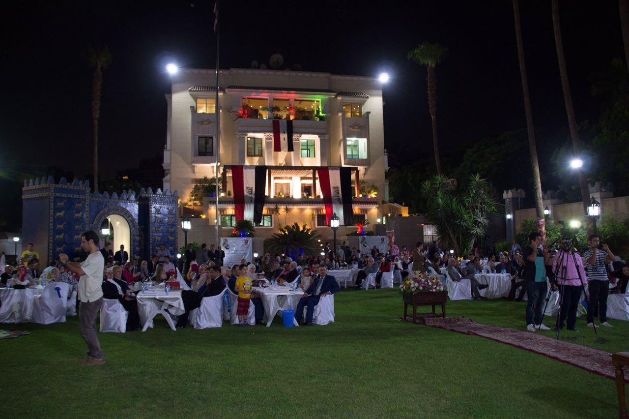 احتفال بمناسبة تحرير الموصل