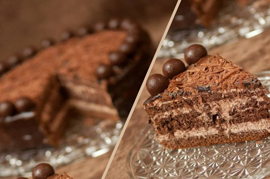 طريقة عمل تورتة الشوكولاتة اليوم السابع