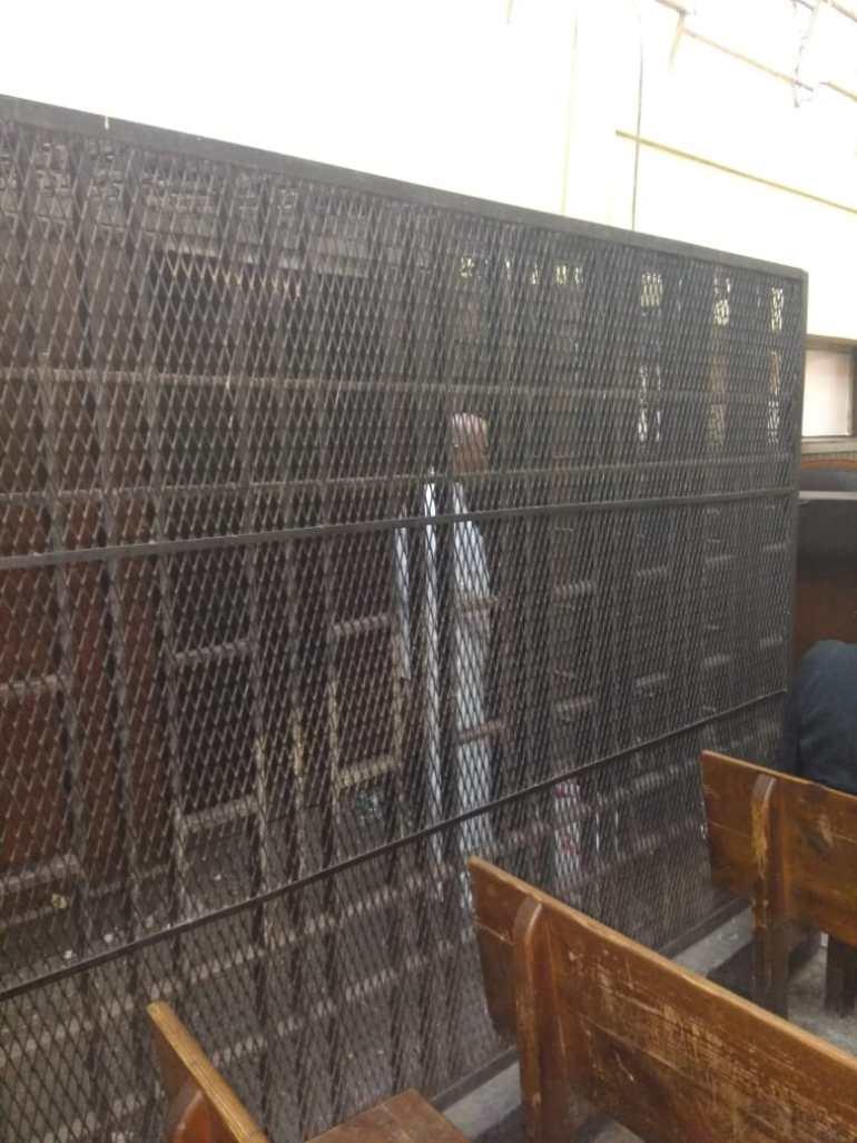 محاكمة محافظ المنوفية المتهم بالرشوة (1)