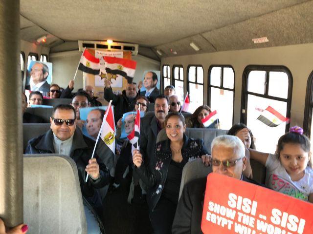 المصريون فى نيويورك (1)