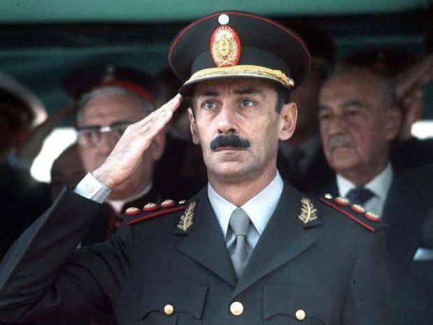 الدكتاتور الأرجنتينى فيديلا