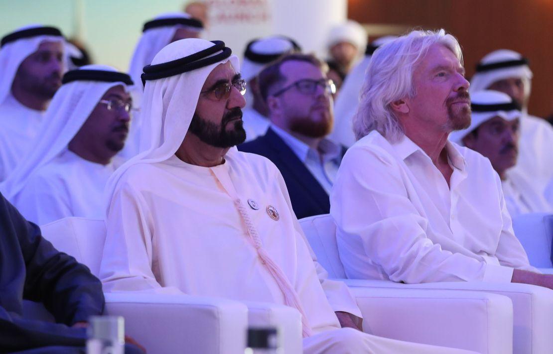 صور.. الإمارات تطلق نظاما جديدا لنقل البضائع براً بسرعة الطائرات