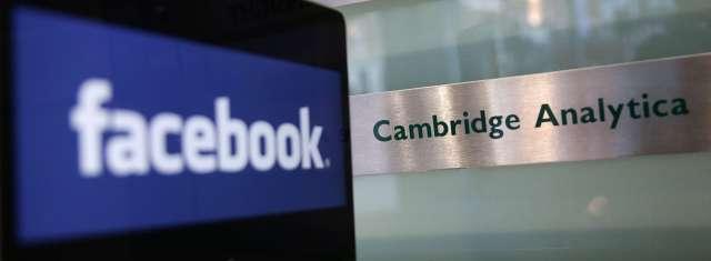 فضيحة فيس بوك وكامبريدج انالتيكا عرض مستمر