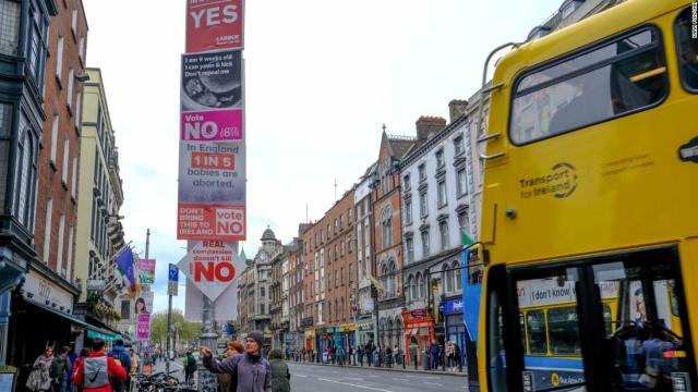 استفتاء أيرلندا