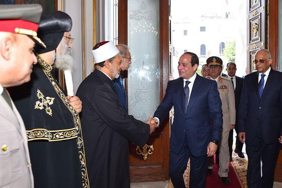 خطاب الرئيس السيسى أمام البرلمان (5)