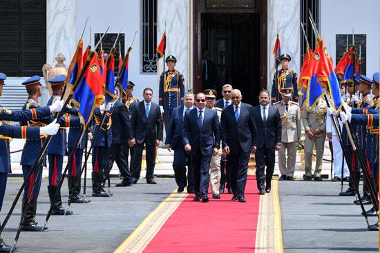 خطاب الرئيس السيسى أمام البرلمان (22)