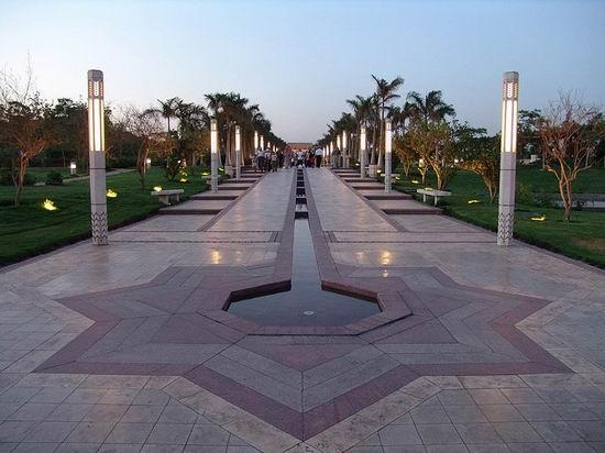 حديقة الازهر1