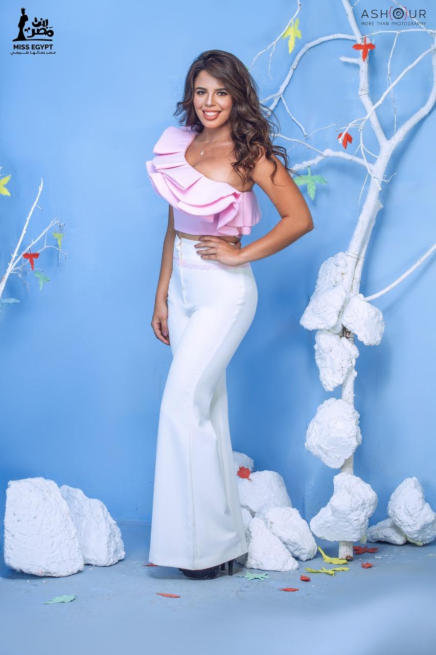 أول جلسة تصوير لمتسابقات Miss egypt (19)