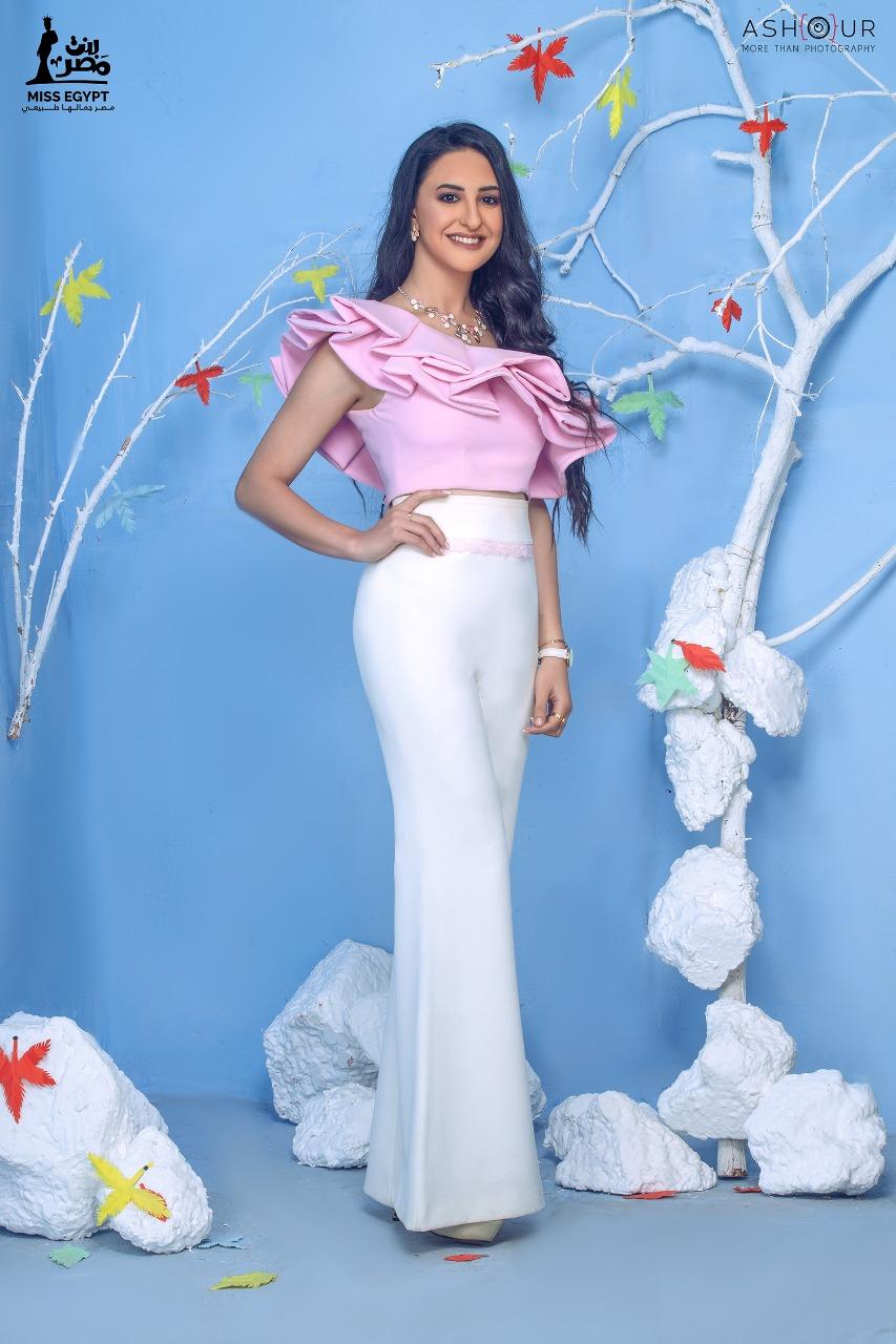 أول جلسة تصوير لمتسابقات Miss egypt (15)