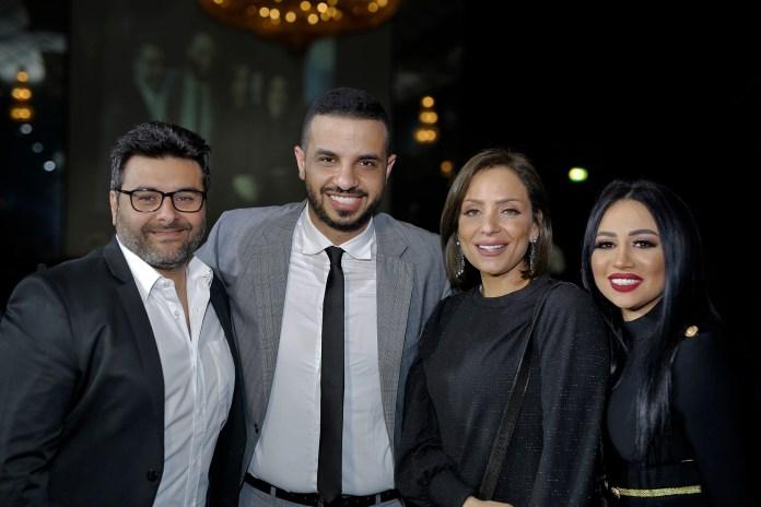 Hany Azab, Reem El Baroudi, Walid Mansour et Fatima El Shazly