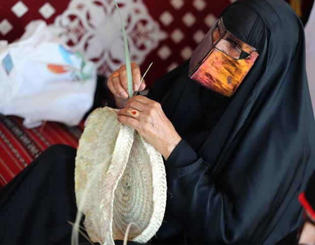 الحرف اليدوية الإماراتية في يوم التراث العالمي