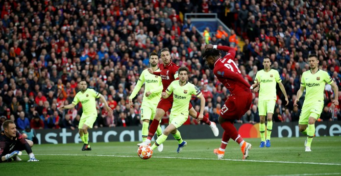 Liverpool v Barcelone (28)
