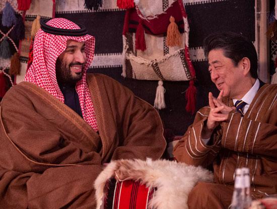 آبى-ومحمد-بن-سلمان