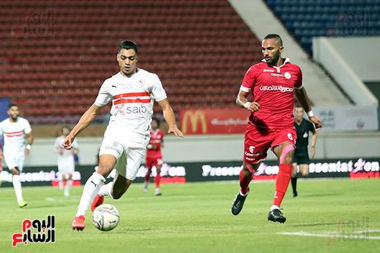 Zamalek and Haras Al Hodoud match (7)