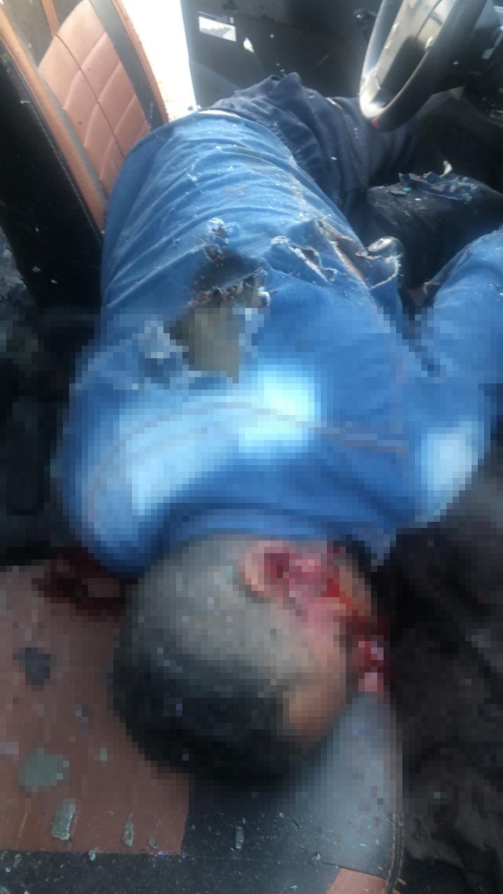 مقتل عنصرين إرهابيين شديدي الخطورةفي اشتباك مع قوات الأمن  بسيناء  (2)